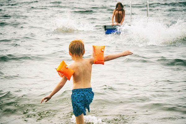 Swimming abilities in Malmo Sweden