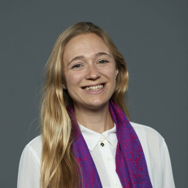 Photo of Kerri Griffiths the BlueHealth Communications Manager