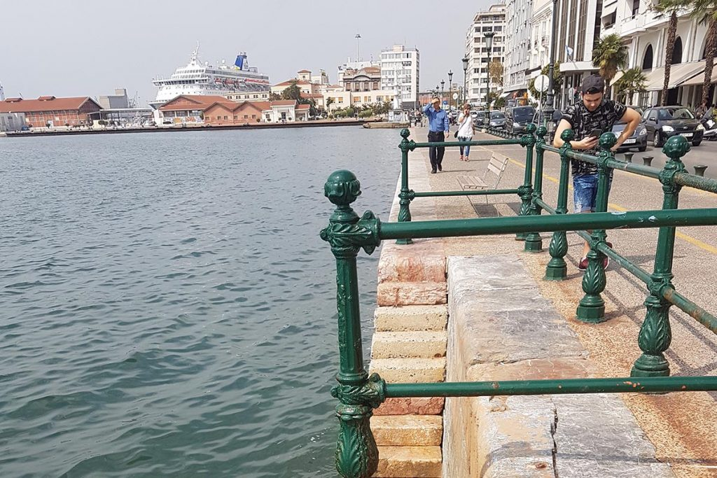 Thessaloniki's Waterfront
