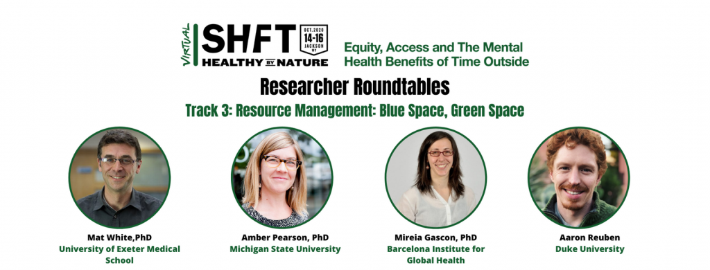 BlueHealth researchers present at 2020 SHIFT Summit 2020